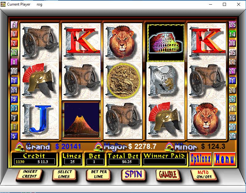 Roman Slots