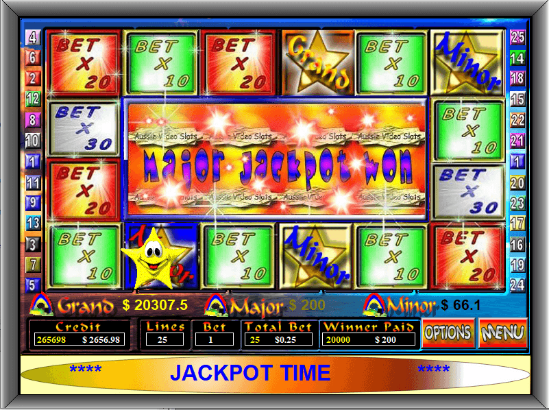 pokies fun Jackpot screenshot
