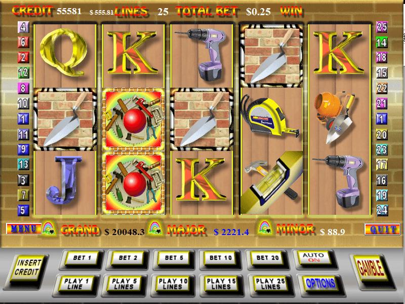 build a DIY slot