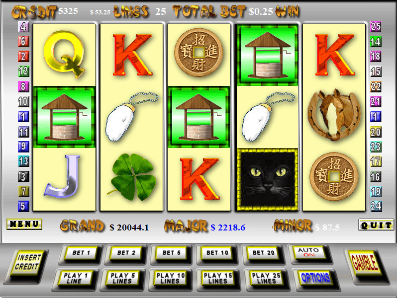 slots lucky