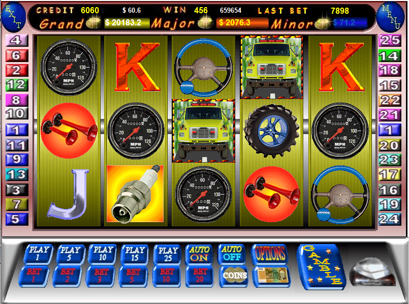 Slots Trucking
