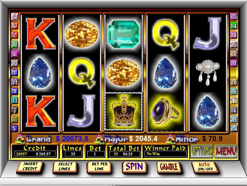 crown jewels pokie 9 full