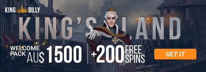 king billy online slots