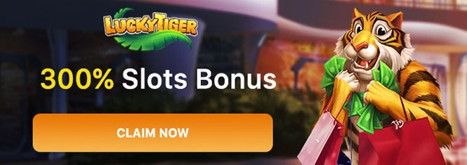 play money slots at luck tiger casino