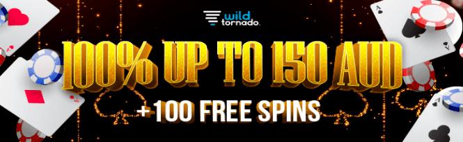 Play real money wild tornado casino