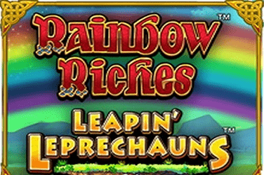 Rainbow Riches Leapin Leprechauns