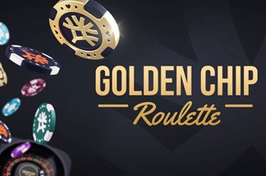 Golden chip roulette